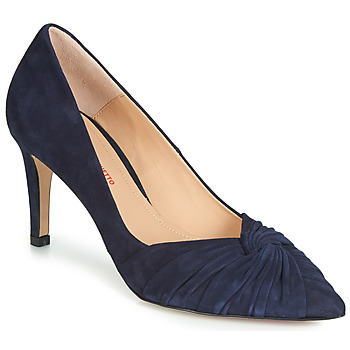 Schuhe Damen Pumps Perlato MONIMA Blau