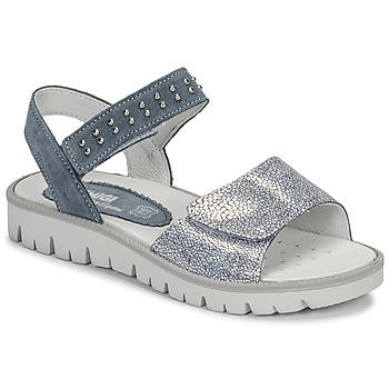 Schuhe Mädchen Sandalen / Sandaletten Primigi 3391011 Blau