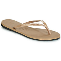 Schuhe Damen Zehensandalen Havaianas YOU MAXI Rose / Gold