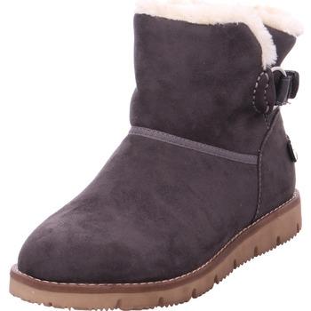 Schuhe Damen Schneestiefel Pep Step - 5893102 coal grau