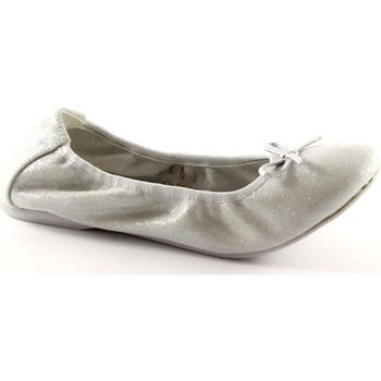 Ballerinas Primigi 32.390 Verid 36/39 Silberschuhe Kindertänzer Stretch