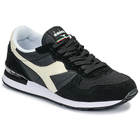 Schuhe Sneaker Low Diadora CAMARO Schwarz / Weiss