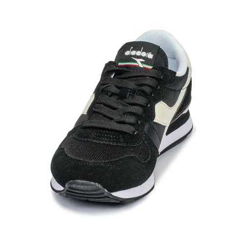 CAMARO  Diadora  sneaker low    schwarz / weiss