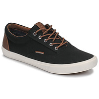 Schuhe Herren Sneaker Low Jack & Jones VISION CLASSIC MIXED Schwarz