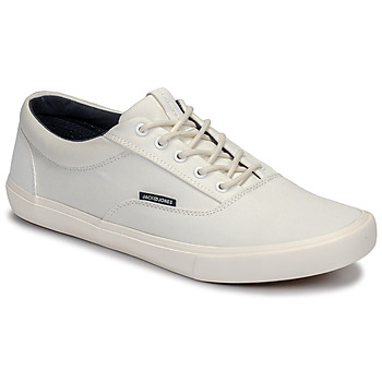 Schuhe Herren Sneaker Low Jack & Jones VISION CLASSIC MIXED Weiss