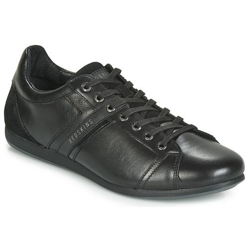 Redskins WASEK II Schwarz    Schuhe Sneaker Low Herren 2f20f3