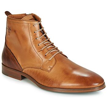 Schuhe Herren Boots Kost NICHE 39 Cognac