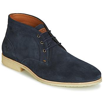 Schuhe Herren Boots Kost CALYPSO 59 Marine