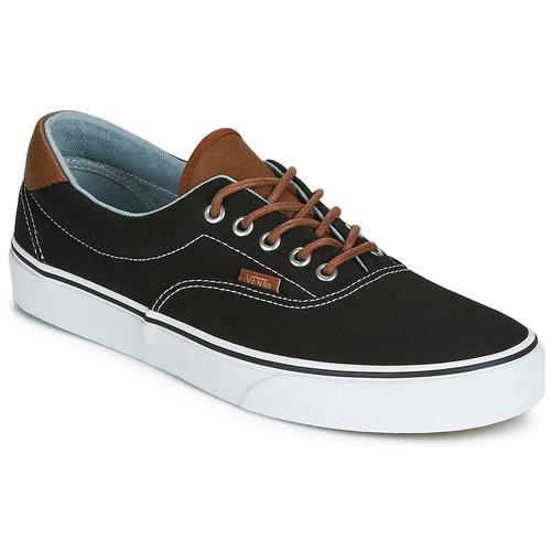 Schuhe Sneaker Low Vans ERA 59 Schwarz