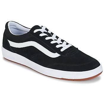 Schuhe Herren Sneaker Low Vans CRUZE Schwarz