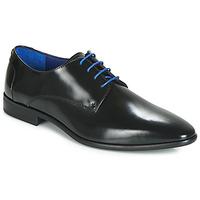 Schuhe Herren Derby-Schuhe Azzaro VALMI Schwarz