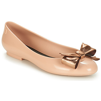 Schuhe Damen Ballerinas Melissa DOLL III Beige / Bronze