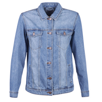 Kleidung Damen Jeansjacken Noisy May NMOLE Blau