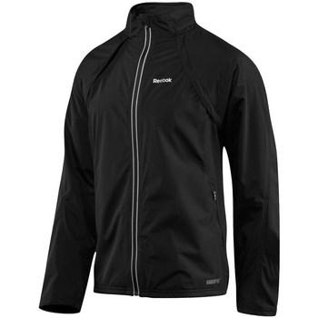Kleidung Herren Jacken Reebok Sport Active Shell Schwarz