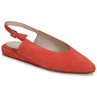 Schuhe Damen Ballerinas Fericelli IKIRUA Rot