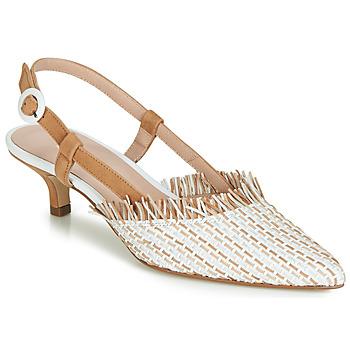 Schuhe Damen Pumps Fericelli JOLOIE Beige