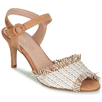 Schuhe Damen Sandalen / Sandaletten Fericelli JAJILOU Beige
