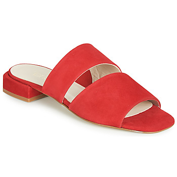 Schuhe Damen Pantoffel Fericelli JANETTE Rot