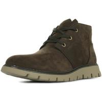 Schuhe Herren Boots Caterpillar Sidcup Braun