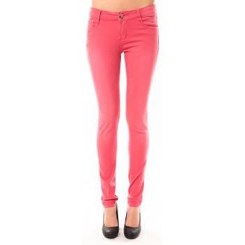 Kleidung Damen Jeans Dress Code Jeans D.Cherri JG-89080 Fushia Rose