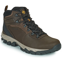 Schuhe Herren Wanderschuhe Columbia NEWTON RIDGE PLUS II WATERPROOF Braun