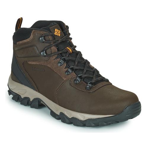 Columbia NEWTON RIDGE PLUS Schuhe II WATERPROOF Braun  Schuhe PLUS Wanderschuhe Herren 87,20 2d40a0