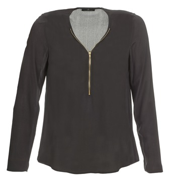 Kleidung Damen Tops / Blusen One Step CHRISTO Schwarz