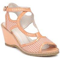 Schuhe Damen Sandalen / Sandaletten Mosquitos HOURA Orange