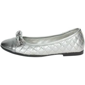Schuhe Kinder Ballerinas Blumarine D2059 Silber