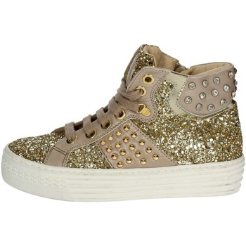 Schuhe Kinder Sneaker High Florens F0948 Gold
