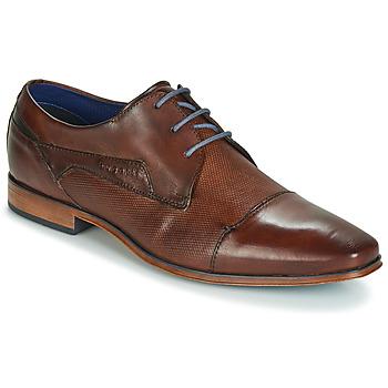 Schuhe Herren Derby-Schuhe Bugatti TROISKATR Braun