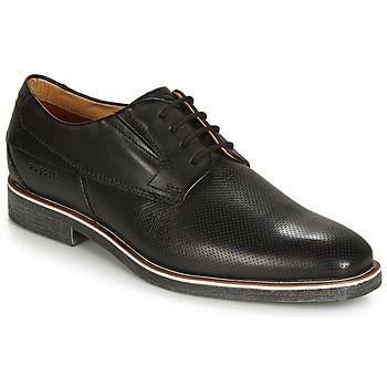 Schuhe Herren Derby-Schuhe Bugatti TOUZEN Schwarz