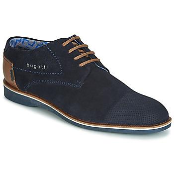 Schuhe Herren Derby-Schuhe Bugatti TOUZETTE Blau