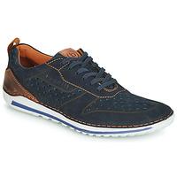 Schuhe Herren Sneaker Low Bugatti TIPPO Blau
