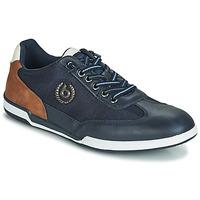 Schuhe Herren Sneaker Low Bugatti TIPPA Blau