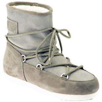 Schuhe Damen Schneestiefel Moon Boot MOONBOOTF.SIDESUEDEGL.schneestiefel Multicolor