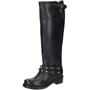 Schuhe Damen Stiefel Mimmu Stiefel 1577Y5M schwarz