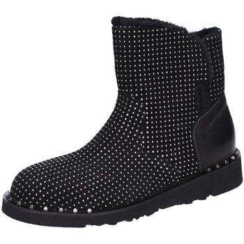 Schuhe Damen Schneestiefel Mimmu Stiefeletten BOOT 44 schwarz