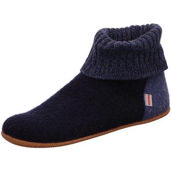 Schuhe Herren Hausschuhe Giesswein Wildpoldsried 49230-588 blau