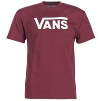 Kleidung Herren T-Shirts Vans VANS CLASSIC Bordeaux