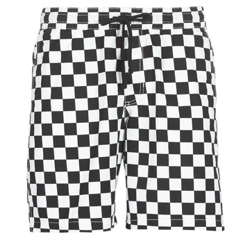 Kleidung Herren Shorts / Bermudas Vans RANGE SHORT 18 Schwarz / Weiss