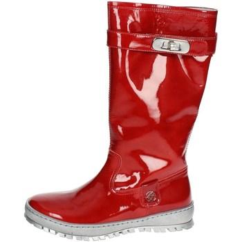 Schuhe Kinder Gummistiefel Blumarine D2697 Rot