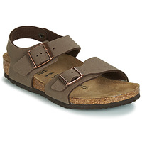 Schuhe Jungen Sandalen / Sandaletten Birkenstock NEW YORK Braun