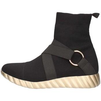 Schuhe Damen Sneaker High Uma Parker 180218fb schwarz
