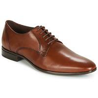 Schuhe Herren Derby-Schuhe Carlington EMRONED Cognac