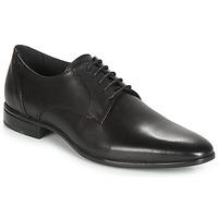 Schuhe Herren Derby-Schuhe Carlington EMRONED Schwarz