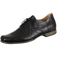 Schuhe Herren Derby-Schuhe Think 88869000 Schwarz