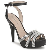 Schuhe Damen Sandalen / Sandaletten Friis & Company CORTNAY Schwarz