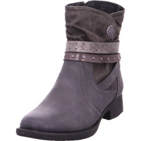 Schuhe Damen Low Boots Softline Woms Boots GRAPHITE