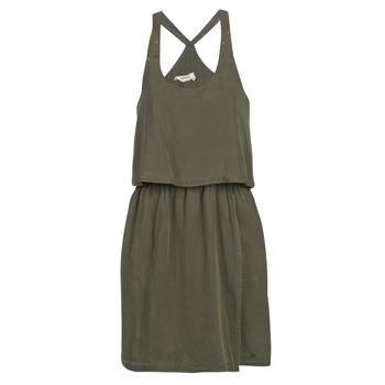 Kleidung Damen Kurze Kleider Kaporal FIXE Kaki